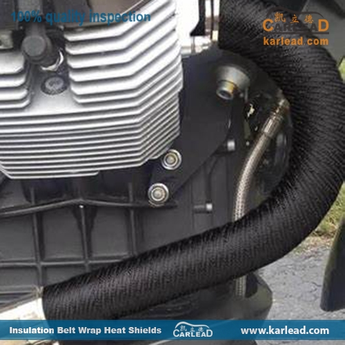 Exhaust Blankets for Engines